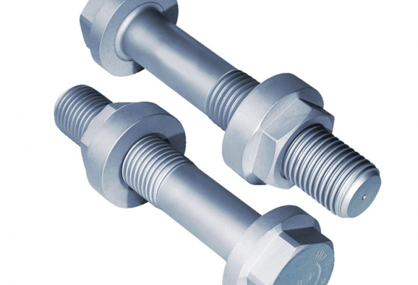 Fasteners IHF Stretchbolt and IHF Roundnut
