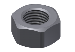 IHF hexagon nut